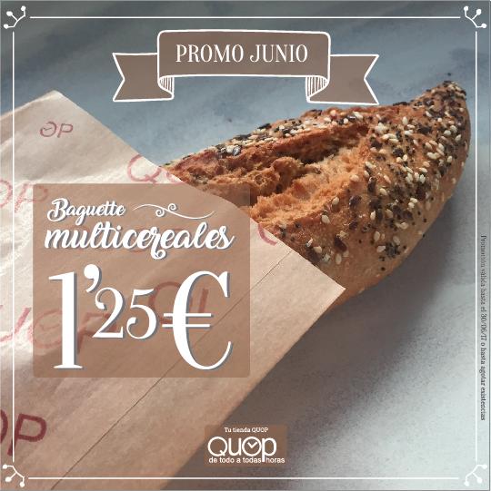Promo Junio Panadería