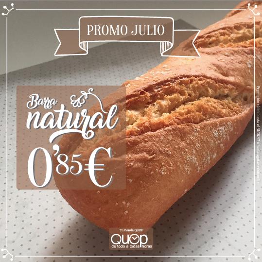 Promoción Julio_Panadería