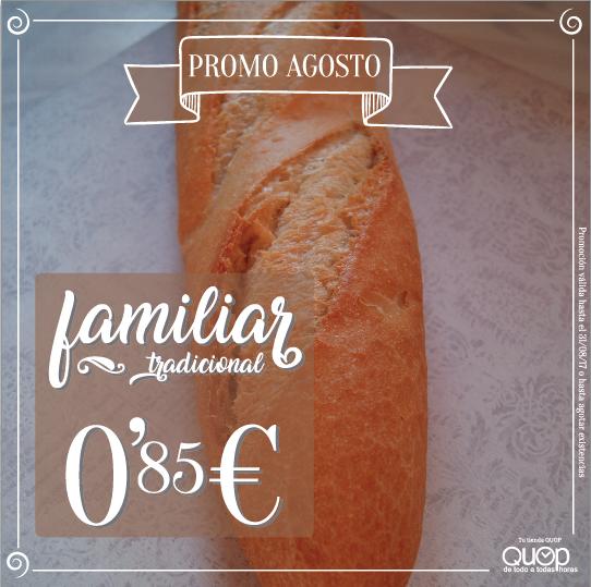 Agosto panadería