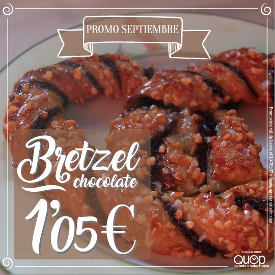 Bretzel chocolate