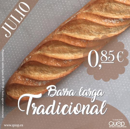 Promo Julio 2018 Panadería