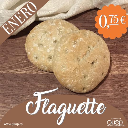 Promoción Panadería Flaguette
